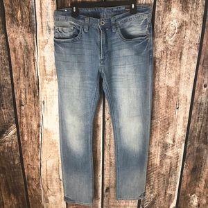 Buffalo David Bitton Men's Jeans Skinny 34W x 32L